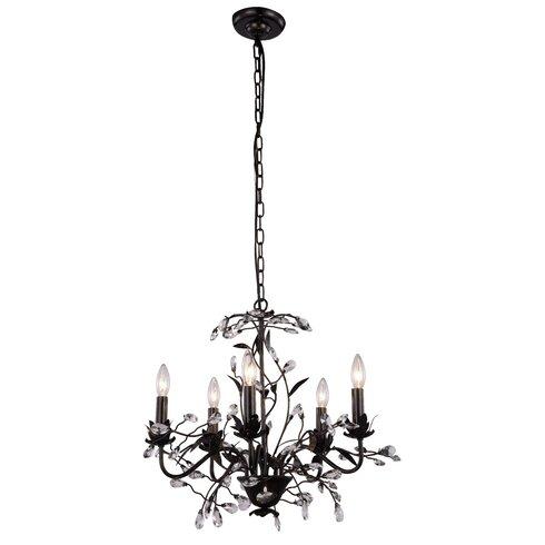 house of hampton ramsey 5 light candle style chandelier wayfair