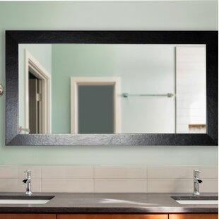 Wide Bathroom Vanity Mirror