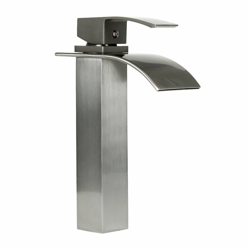 Wye Modern Bathroom Vessel Sink Faucet