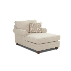 Chrisley Chaise Lounge by Darby Home Co