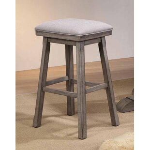 Vergara 30 Saddle Bar Stool (Set of 2)