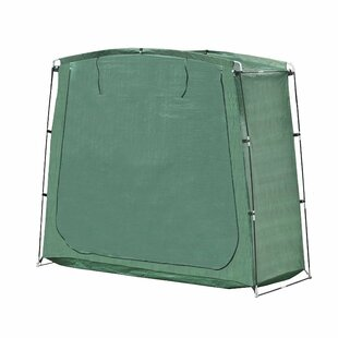 Rectangular Space Saving Outdoor Bike Storage Tent With Carry Bag