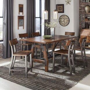 Hawkinge 7 Piece Counter Height Dining Set