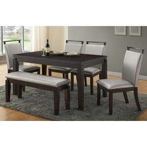 Mazur Dining Table by Wade Logan