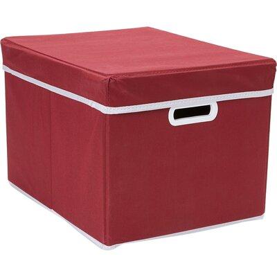 Blank Stackable Fabric Storage Cube  sc 1 st  Wayfair & Rebrilliant Blank Stackable Fabric Storage Cube u0026 Reviews | Wayfair