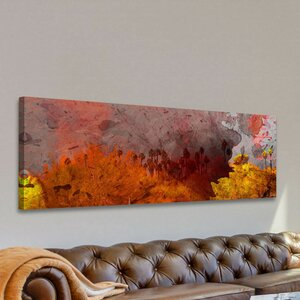 Coolidge Springs Graphic Art Wrapped on Canvas
