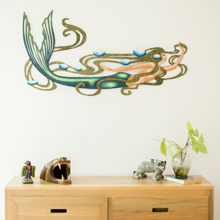 Mermaid Wall Sculpture Wayfair