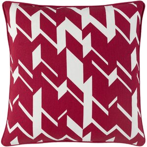 holiday hope cotton throw pillow