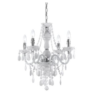 Geoffroy 4-Light Chandelier