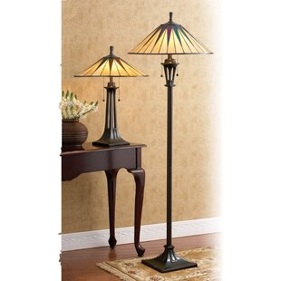 Finchamp Tiffany 62 Floor Lamp