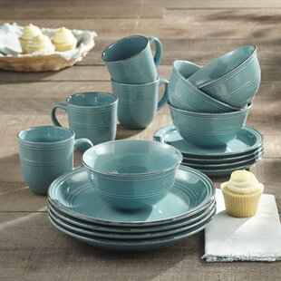 Save & Blue Dinnerware Sets Youu0027ll Love | Wayfair