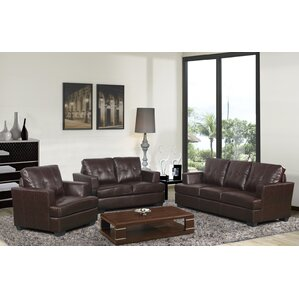 Cecilia 3 Piece Living Room Set by Beverly F..