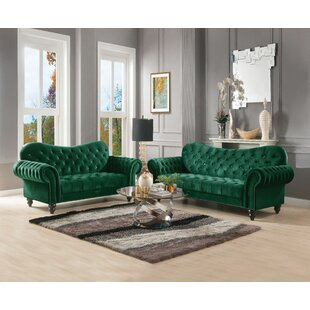 Glam Living Room Sets You\'ll Love | Wayfair