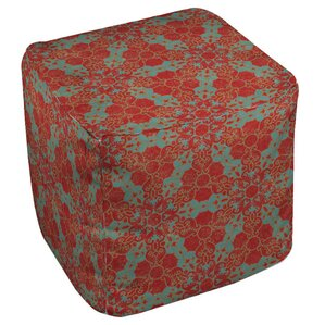 Kerrie Patterns 13 Ottoman by Red Barrel Stu..
