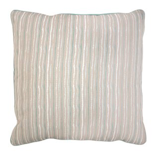 Ragged Stripe Indoor/Outdoor Scatter Cushion