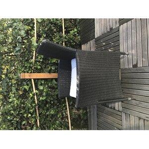 2-tlg. Gartenstuhl Cannes mit Polster von Garten..