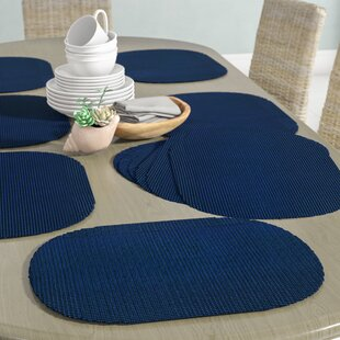 Find Oval Placemats For Your Kitchen Wayfair