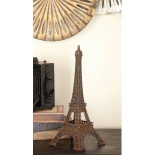 Eiffel Tower Iron Sculpture