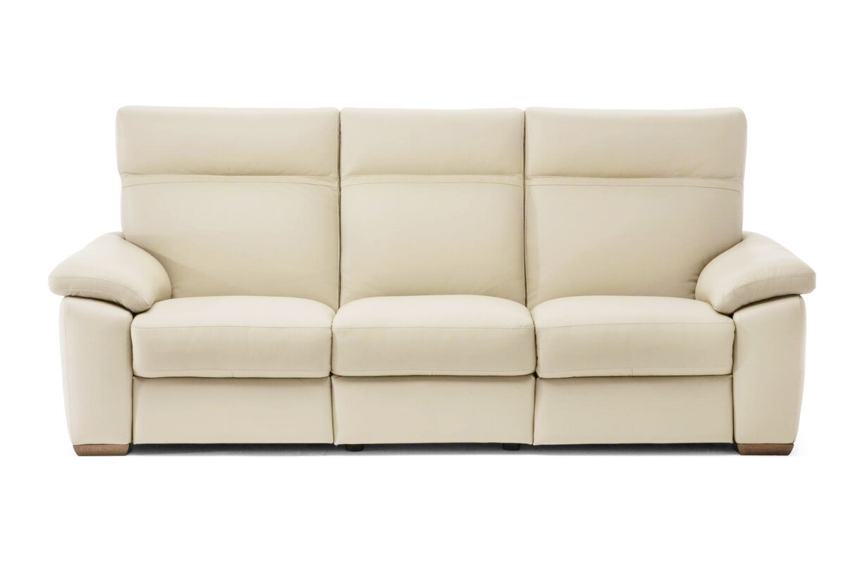 Superieur Lapo Power Leather Reclining Sofa
