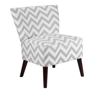 Adrielle Slipper Chair by Zipcode Design