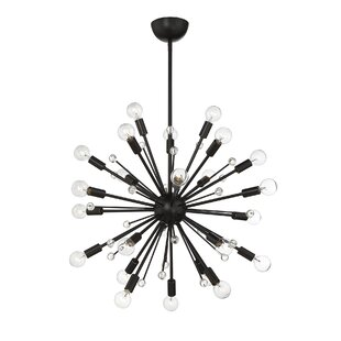 Sputnik chandeliers youll love wayfair save to idea board mozeypictures Image collections