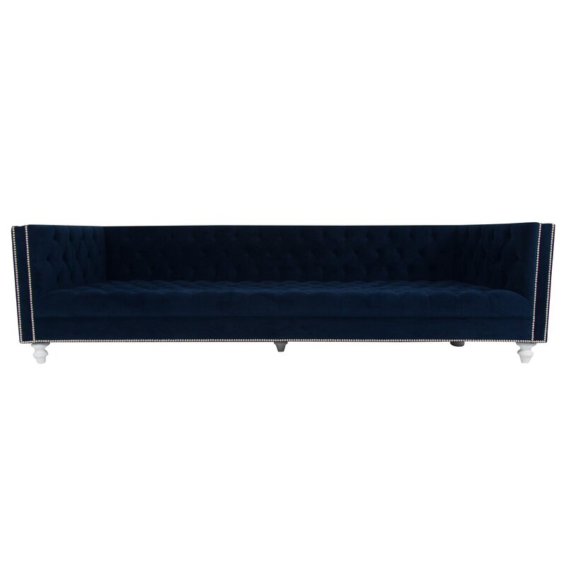 New Deep Chesterfield Sofa