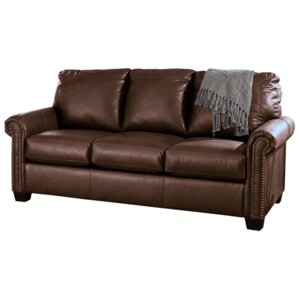 Faux Leather Sofas Youu0027ll Love | Wayfair