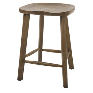 Penelope Tractor Style Counter Height 25 Bar Stool