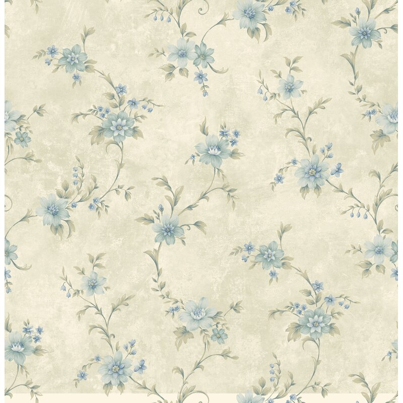 Brewster Home Fashions Cottage Garden Elizabeth 33 X 20 5