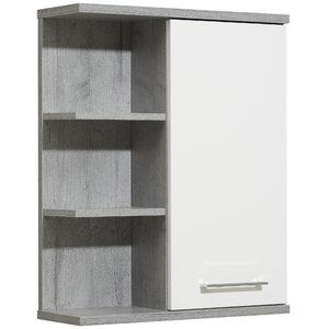 60 x 75 cm Wandschrank Fresh Line Grey von Pelipal