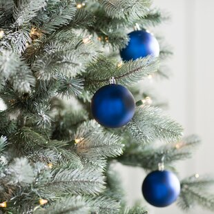 quickview - Blue And Silver Christmas Decorations