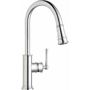 Elkay Explore Single Handle Pull Down Kitchen Faucet