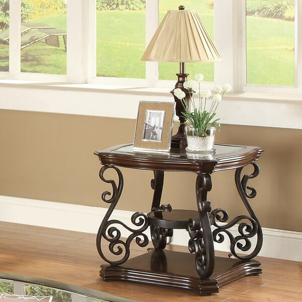 Astoria Grand Bearup End Table Amp Reviews Wayfair