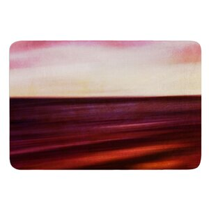 Seascape Sunset by Iris Lehnhardt Bath Mat