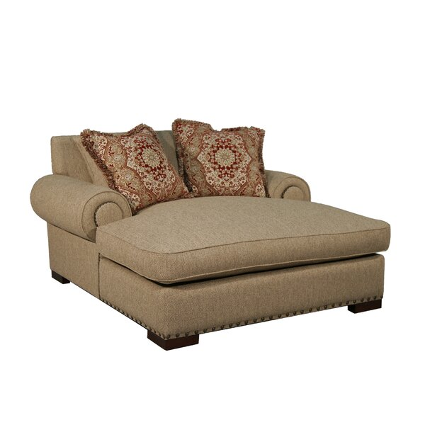 Fleur De Lis Living Zia Chaise Lounge & Reviews | Wayfair