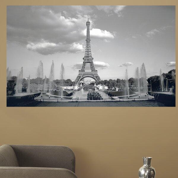 Room Mates Paris Wall Mural Wayfair
