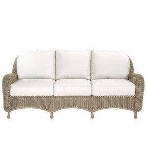 Indoor Wicker Sofa | Wayfair