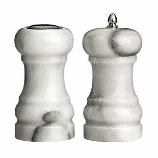 Salt Shaker And Pepper Mill Set