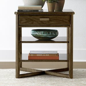 Santa Clara End Table by Stanley Furniture