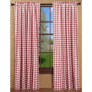 Beach Cottage Curtains