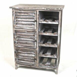 Gwinnett Wooden Wine Bar Cabinet