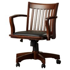 Cool Wood Desk Chairs