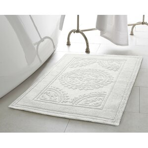 Machine Wash Bath Rugs Mats Youll Love Wayfair - Black and white tweed bath rug for bathroom decorating ideas