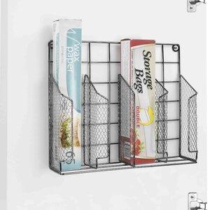 Onyx Wrap Cabinet Door Organizer