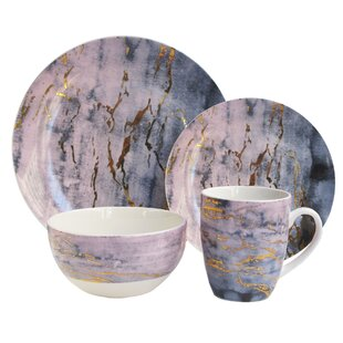 Save  sc 1 st  Wayfair & Purple Dinnerware Sets Youu0027ll Love | Wayfair