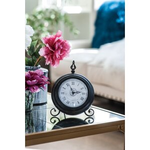 Table Clock (Set Of 2)