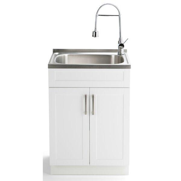 Laundry Utility Sink Cabinets Wayfair
