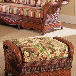 Autumn Morning Ottoman by ..