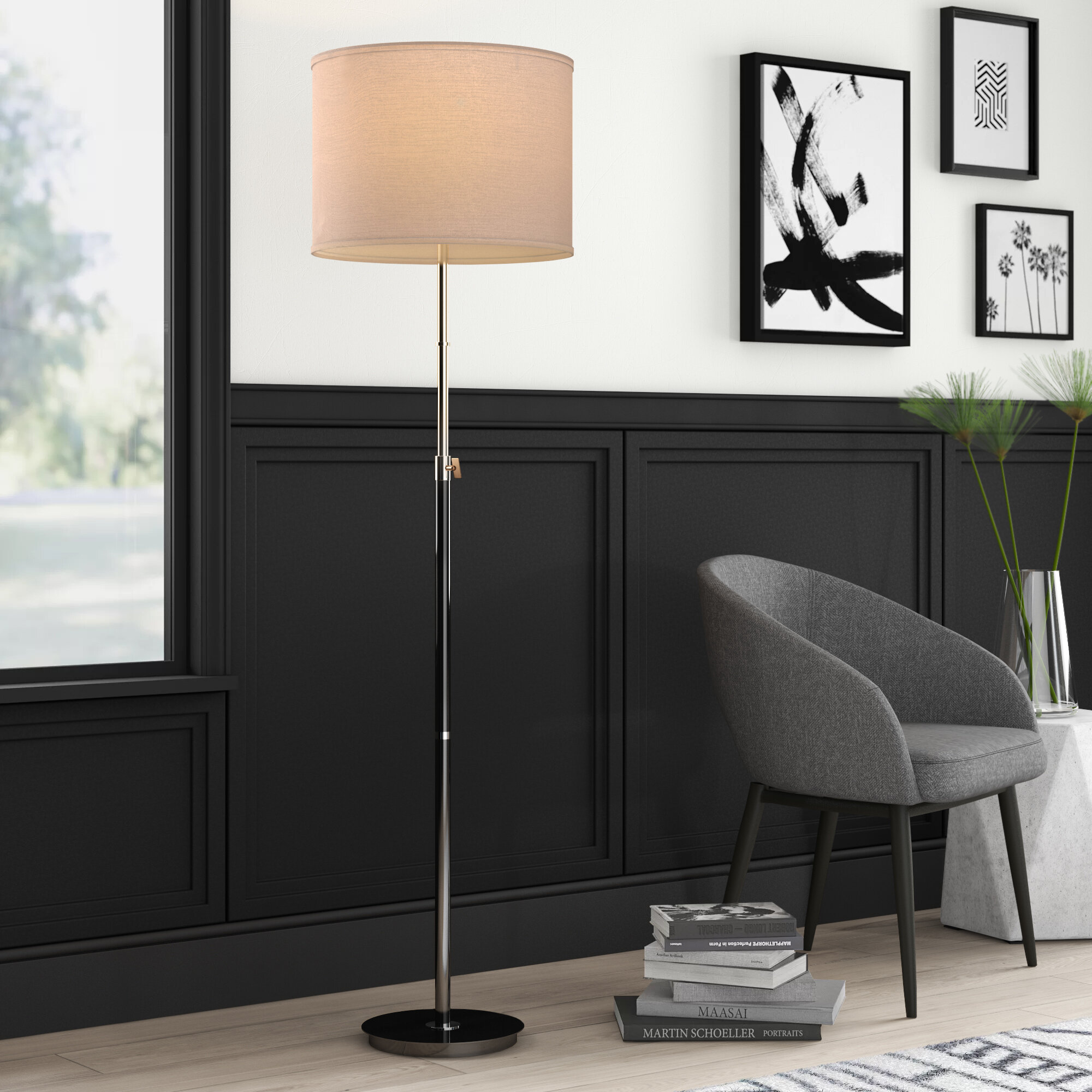 Mercury row ulises 67 floor lamp reviews wayfair
