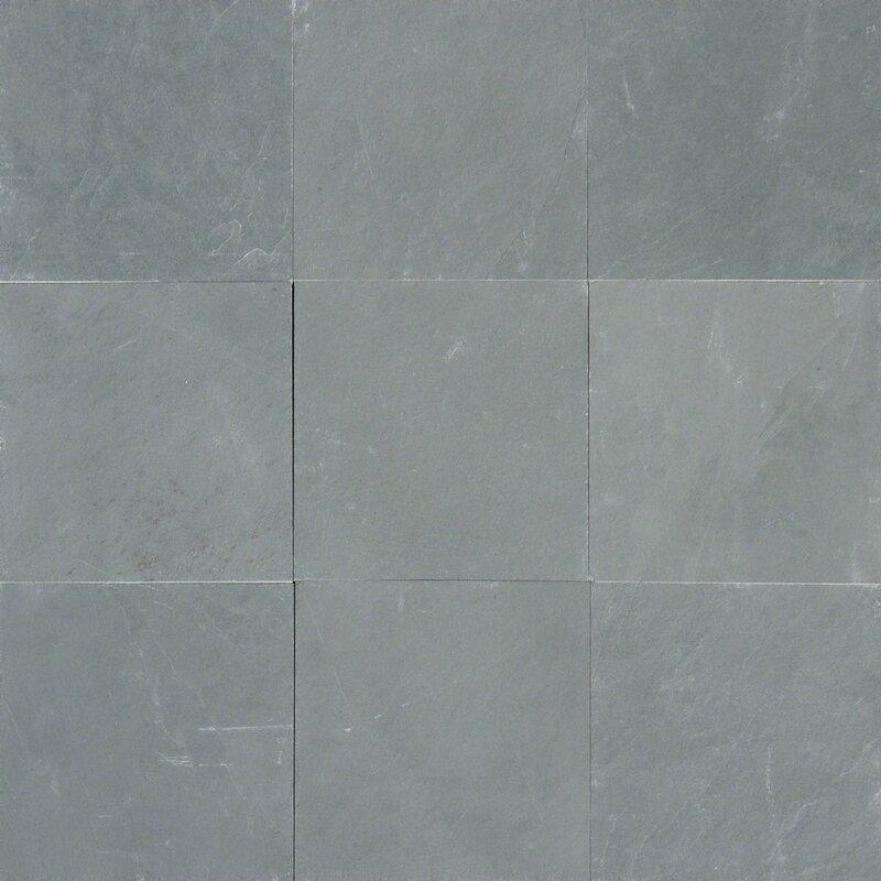 Montauk 12 X Slate Field Tile In